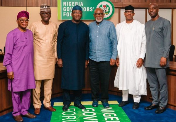 Presidency brokYPF to South-West Govs: Tackle insecurity with job creation, entrepreneurshipers meeting between South-West govs, Miyetti Allah leaders in Ondo
