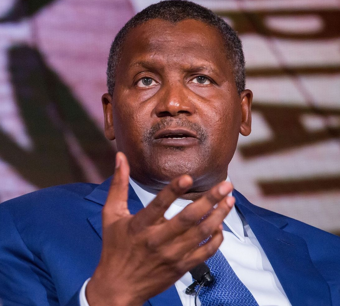 2020: Dangote Remains Africa's Wealthiest Person for 9th consecutive year