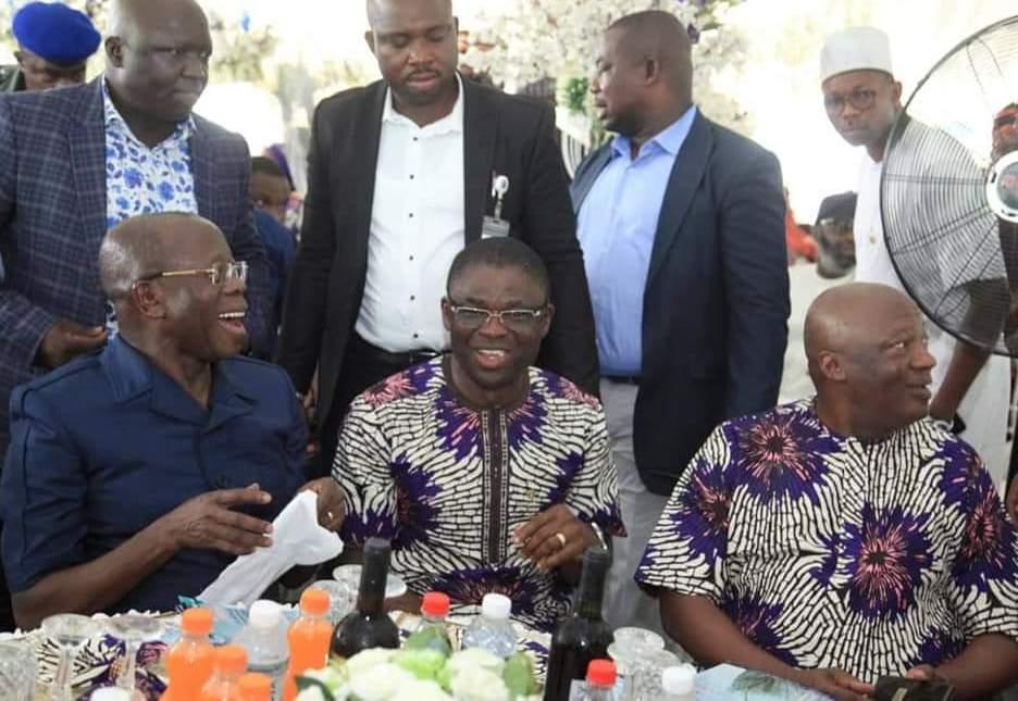 Oshiomhole Shaibu