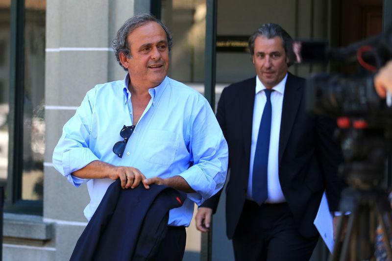 UEFA, Platini