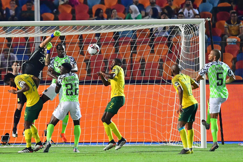Afon Nigeria vs South Africa