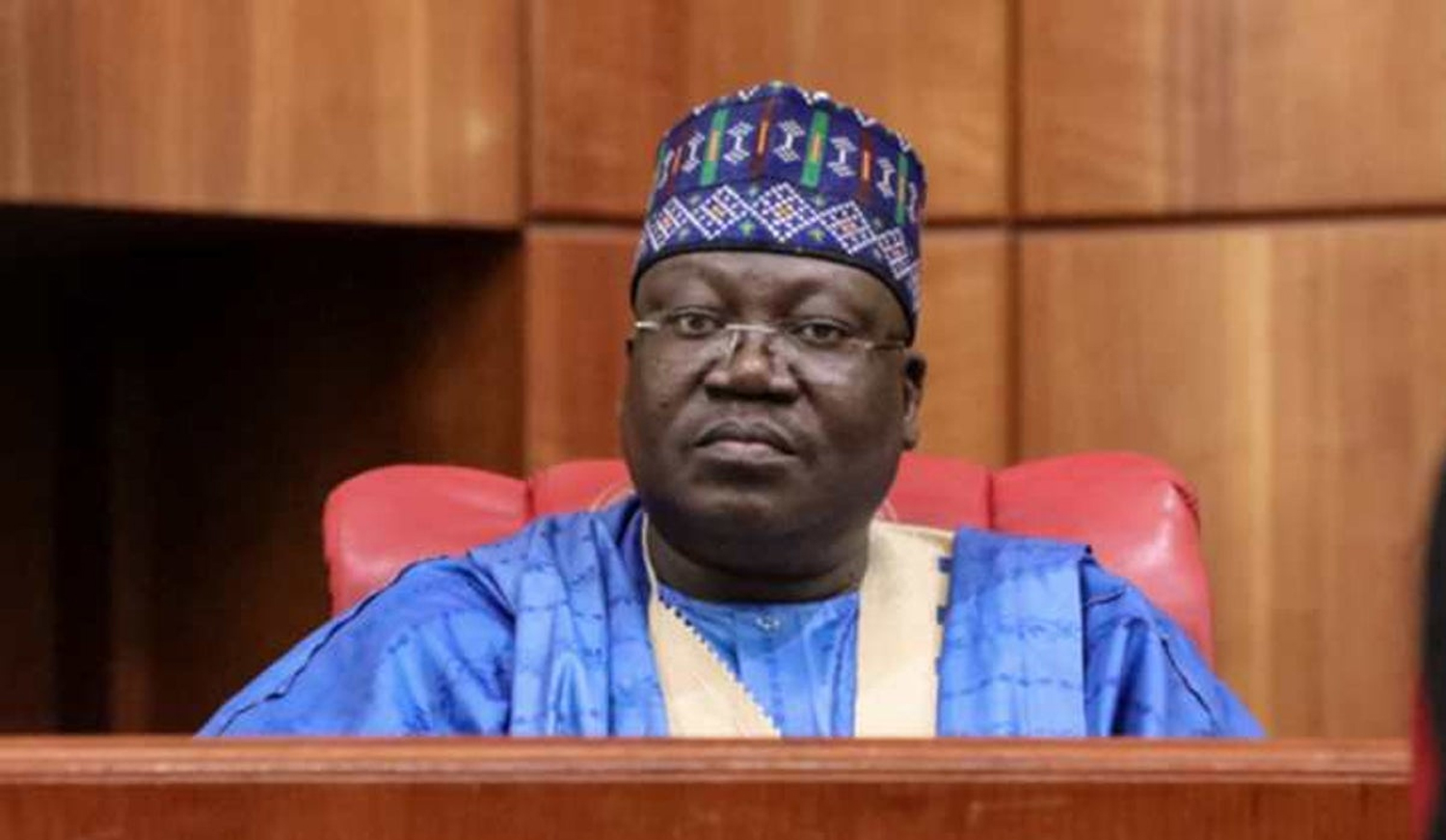 Senate Chamber will soon have 50% of Women Representation — Lawan