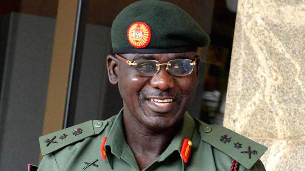 Buratai, general, Boko Haram