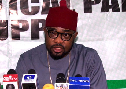 Court stops police, DSS from arresting CUPP spokesman, Ugochinyere