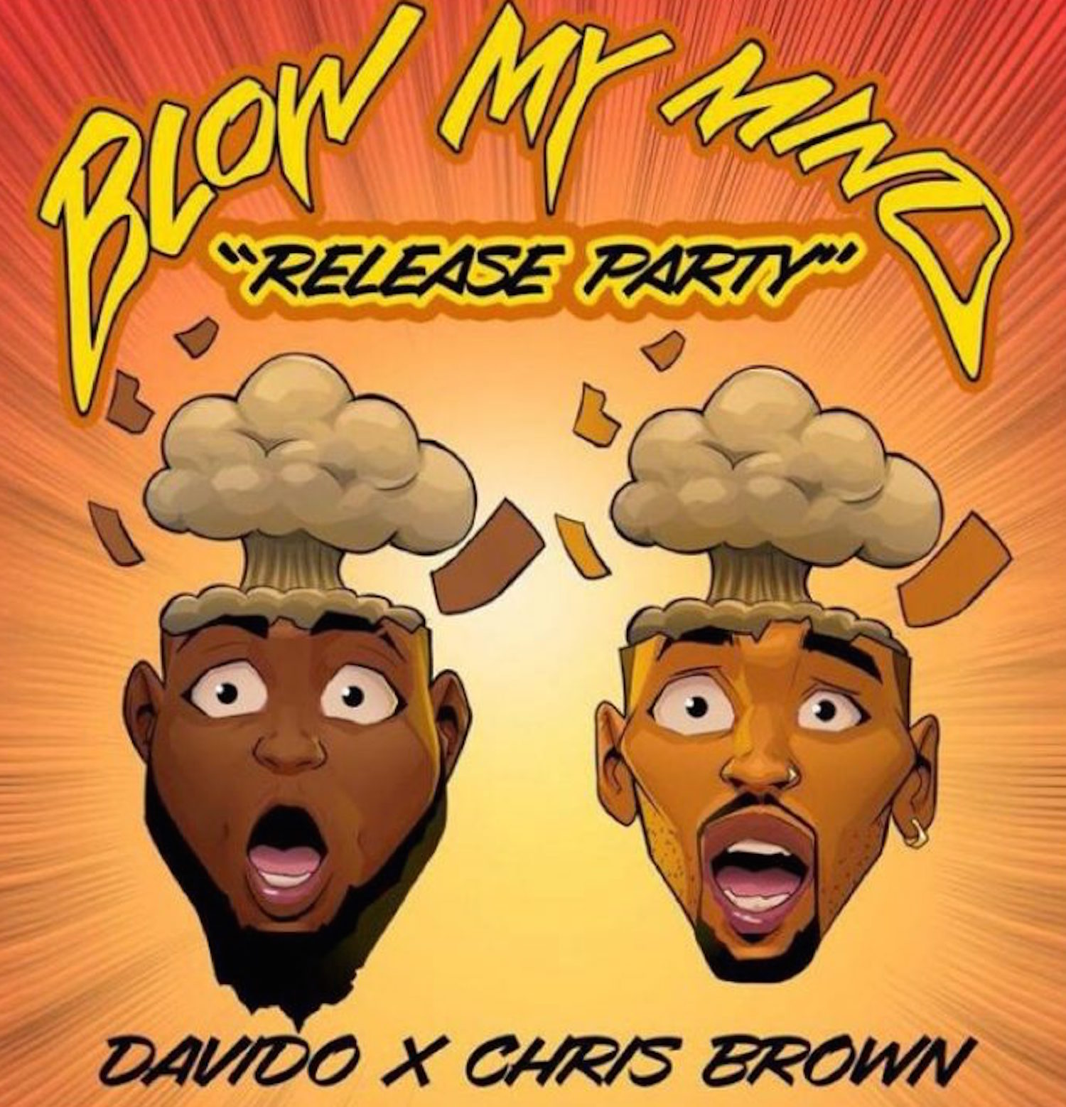Davido, Chris Brown