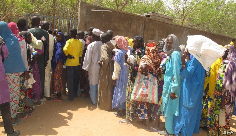 CORANIVIRUS:In Abuja, IDPs beg for protection