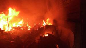 Osun State fire