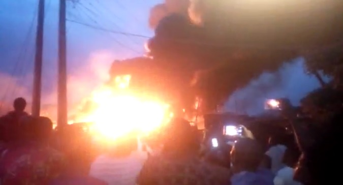 One dies, four injured in Lagos gas explosion