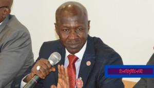 Ibrahim Magu, EFCC