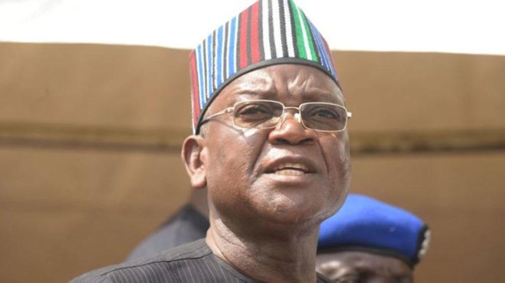 Ortom commiserates with Pastor Adeboye over son's demise