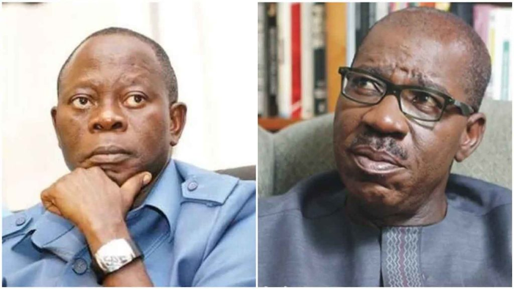NDCUP to Obaseki: Don't drag NDDC board into your fight with Oshiomhole