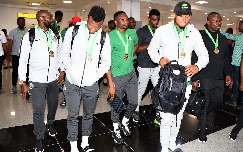Super Eagles, Musa, Iwobi