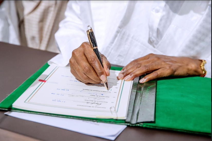 AfCFTA, President Muhammadu Buhari;