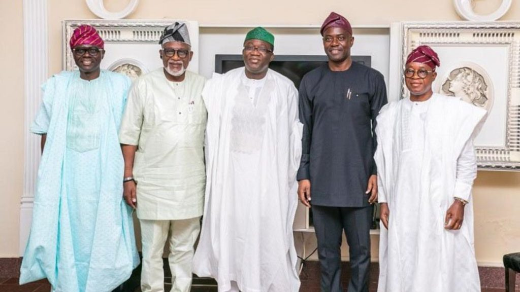 We shall fight criminality with every legal means ― Southwest governors