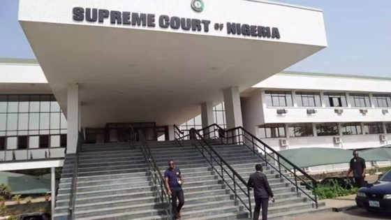 Fate of six govs hanging, as sick justice forces S-Court panel to adjourn