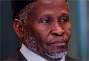 Tanko Muhammad, Buhari, CJN