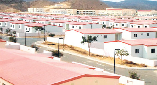 Senior civil servants partner firm on affordable housing