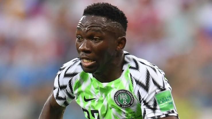 Kenneth Omeruo, Eaglets