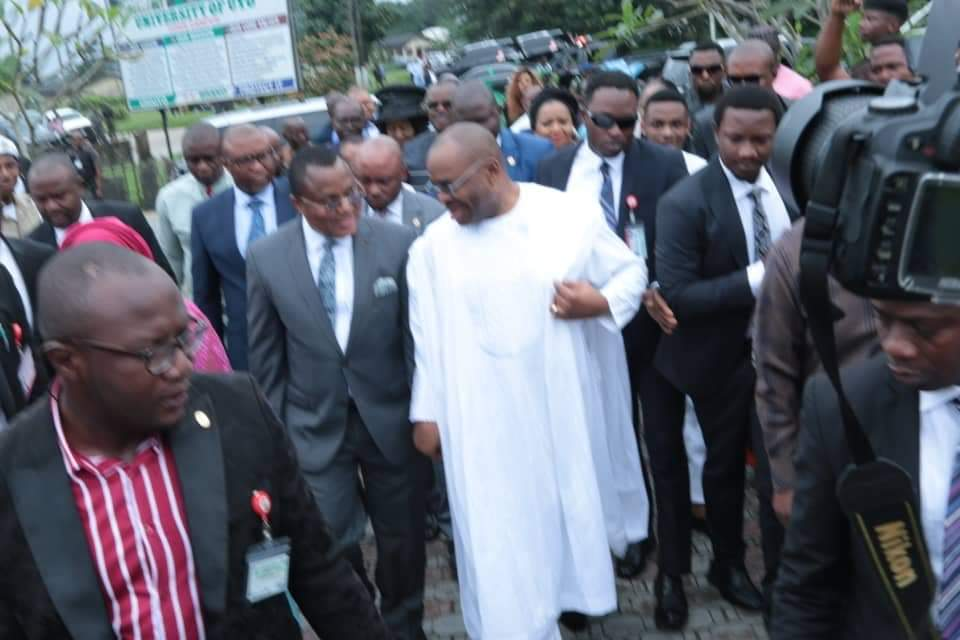 UNIUYO, Udom Emmanuel, AKSG
