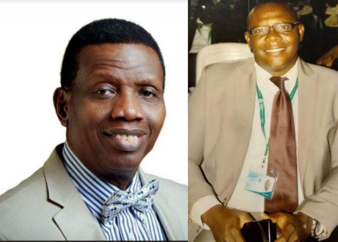 ECCG, pastor, Adeboye, Otorkpa
