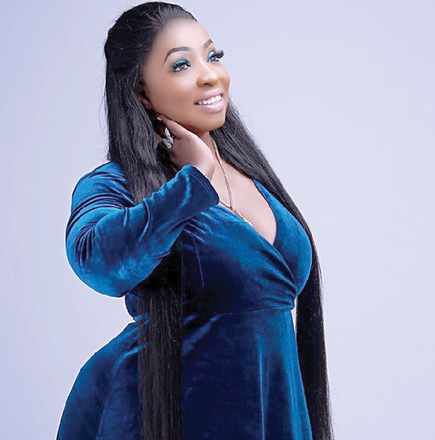 I Willl Stop Twerking Videos Because My Hubby Doesn't Like Them' – Nollywood Actress, Anita Joseph