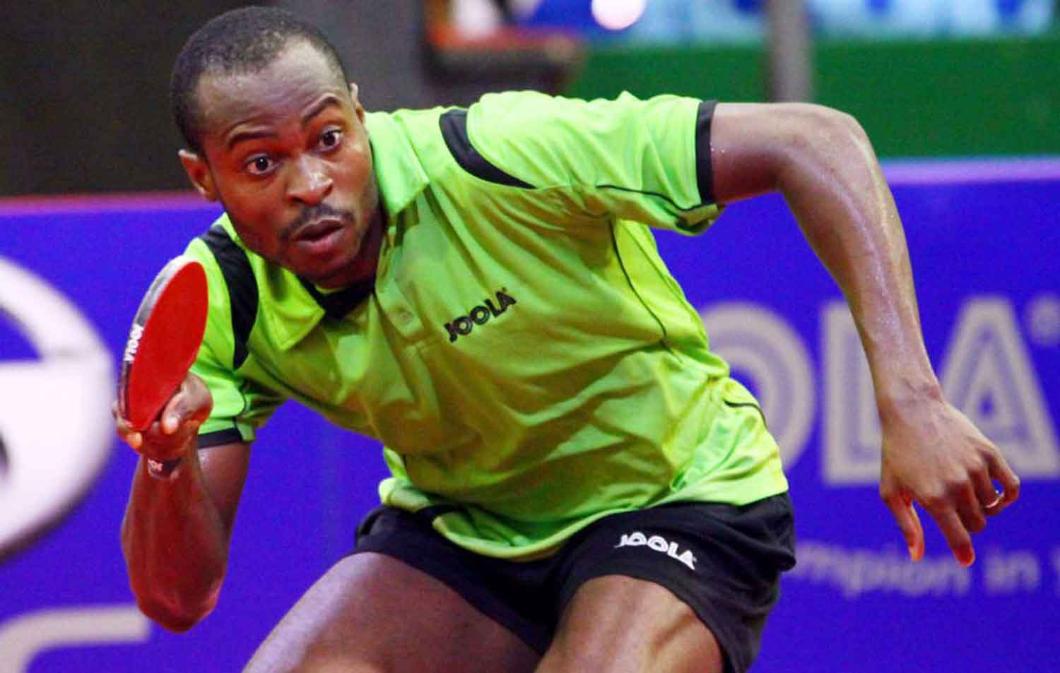TABLE TENNIS: Aruna Quadri leads Africa to World Cup