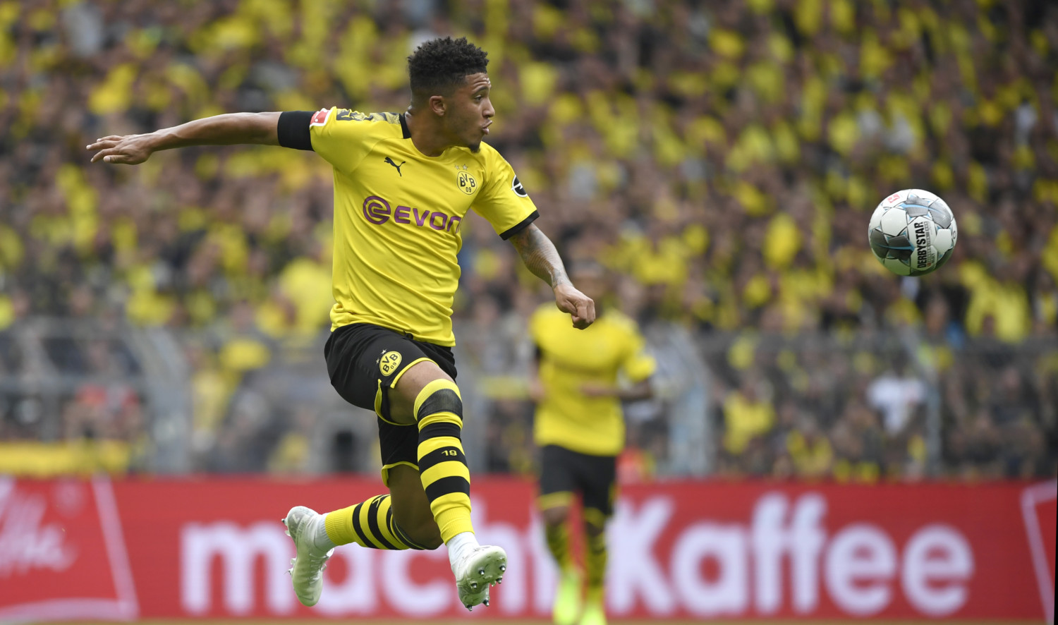 CHEEKY DEVILS: Man United to pay £108m Sancho fee in instalments