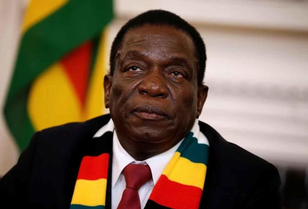 Zimbabwean President Mnangagwa sacks minister over alleged misconduct