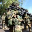 #EndSARS: Army deployed at least 7 vehicles to Lekki Tollgate, CCTV reveals