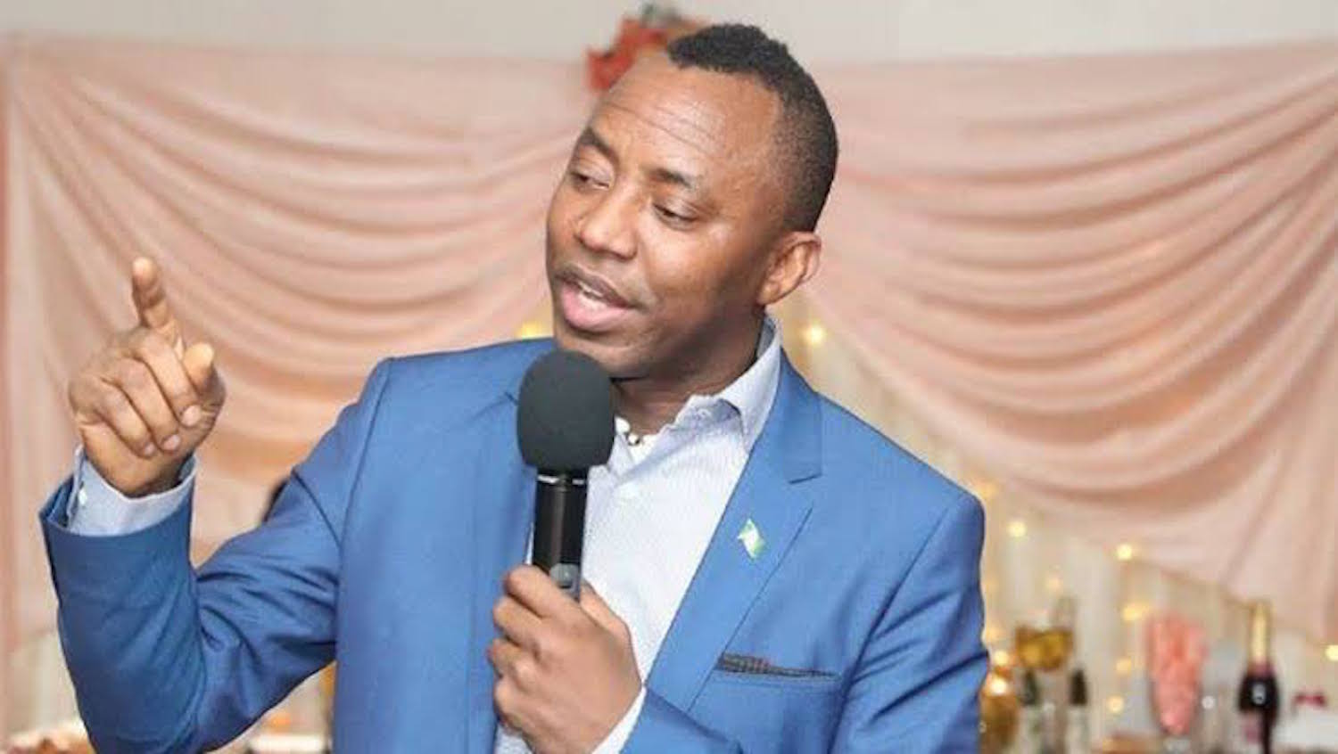 We've been robbed of our rights long time ago ― Sowore