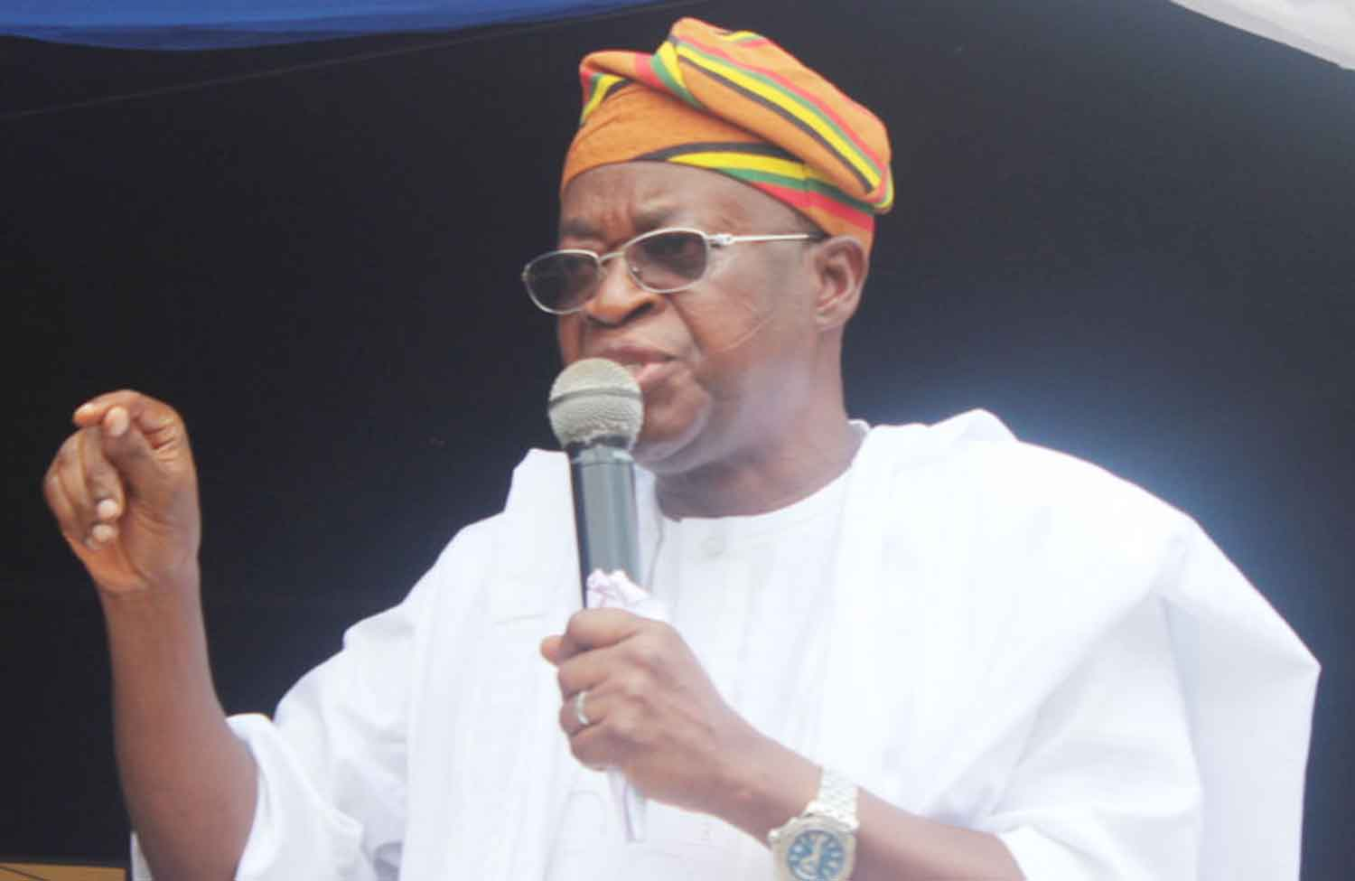 Gov Oyetola lauds role of NYSC scheme in national unity