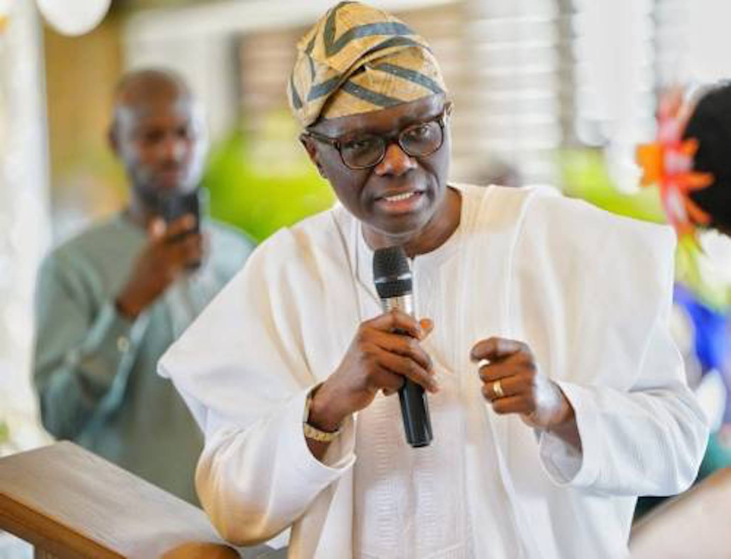 Lagos govt. promises to protect residents' choice of religion