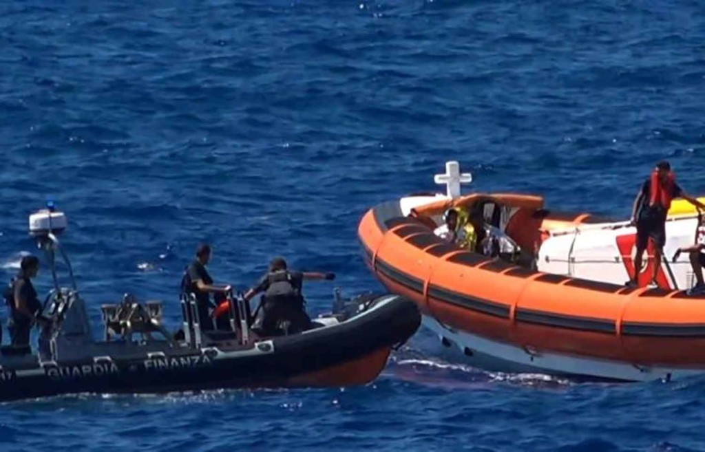 Tragedy on the Mediterranean as 74 migrants drown off Libya coast