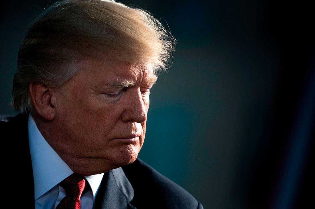 Trump, Impeachement panel