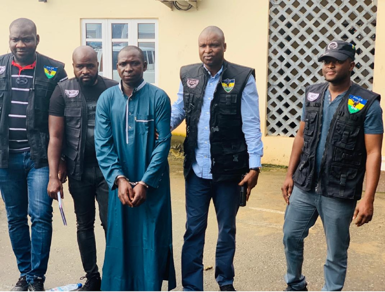 Kidnappings: Absence of Judge stalls Wadume's trial