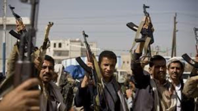 Yemeni Houthi rebels