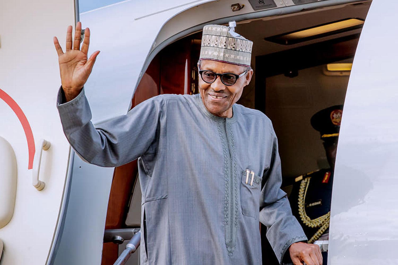 Buhari, foreign