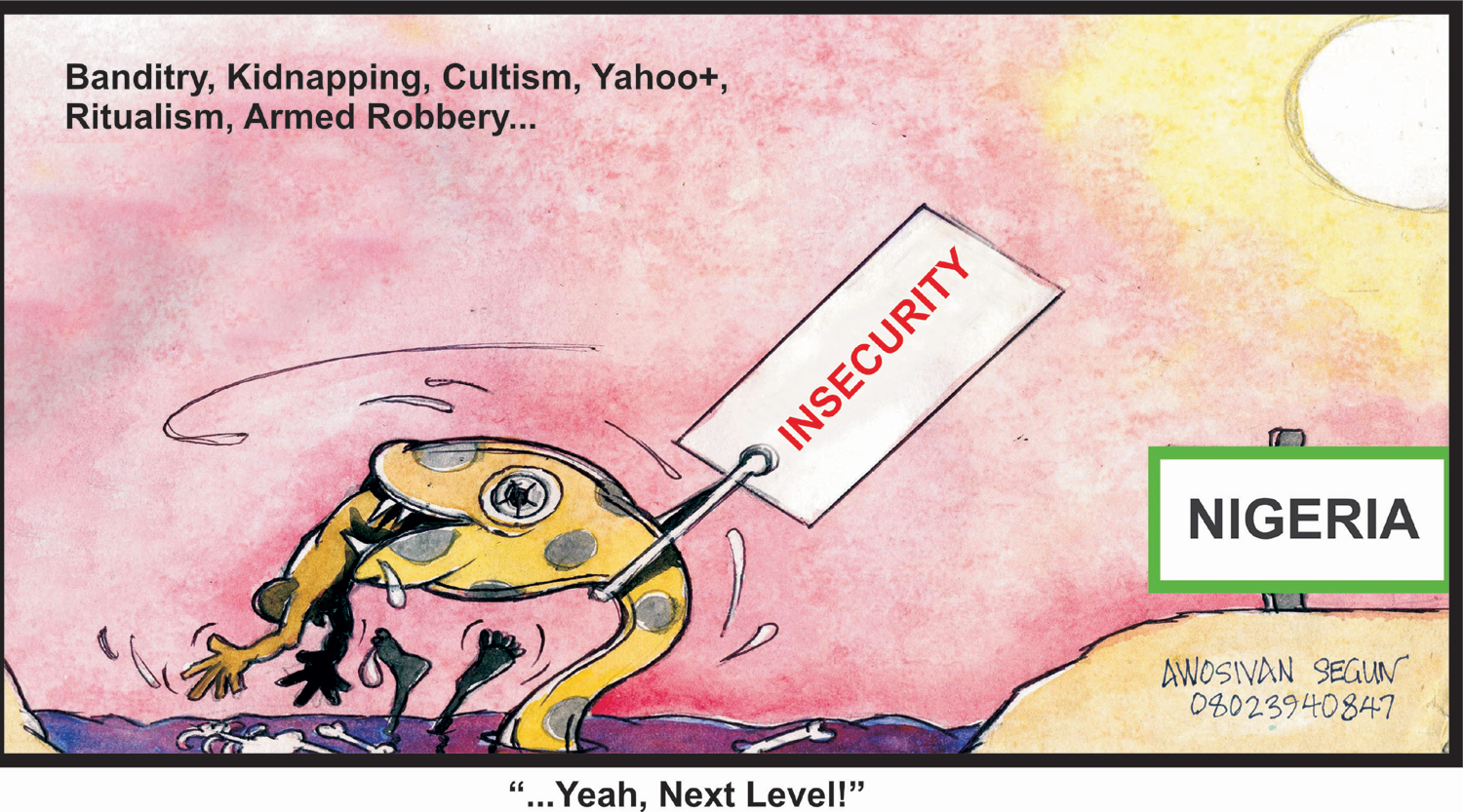 INSECURITY: Why women, children, youths are at risk