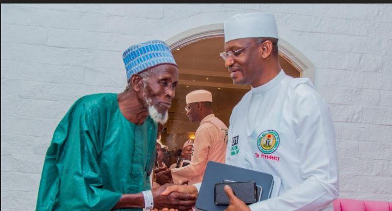 Imam Abubakar Abdullahi, imam, Hajj, Bashir Umar