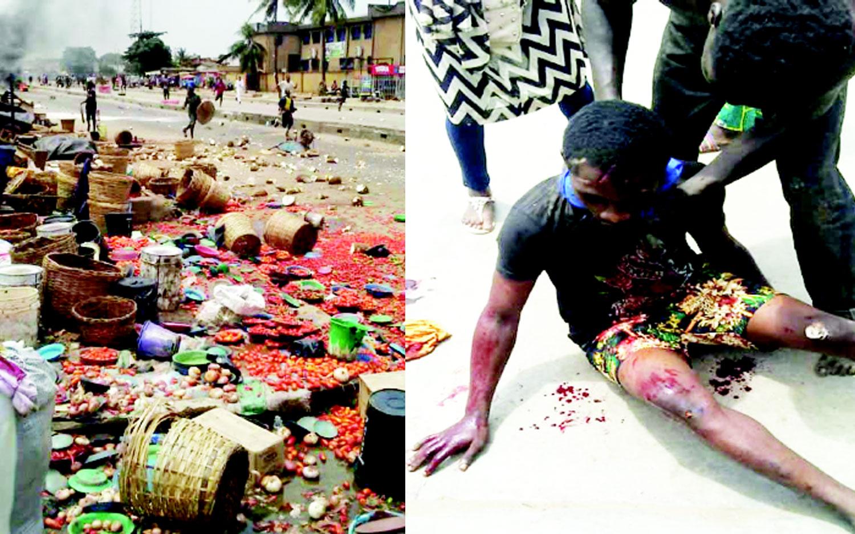 Many injured as Hausa, Yoruba clash in Lagos