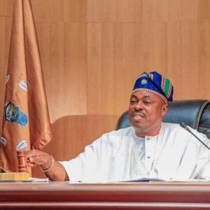 Rt. Hon. Timothy Owoeye (APC), Speaker Osun State House of Assembly