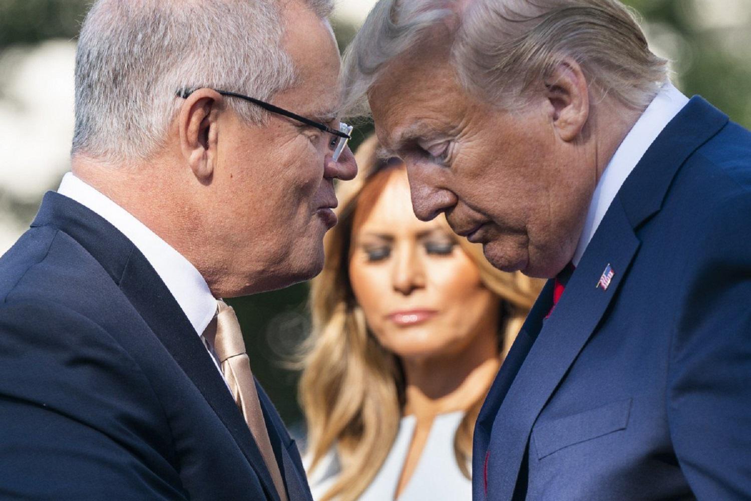 Australia offers Trump only limited commitment on Iran
