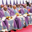 Let Amotekun, other outfits thrive, Catholic Bishops tell new service chiefs