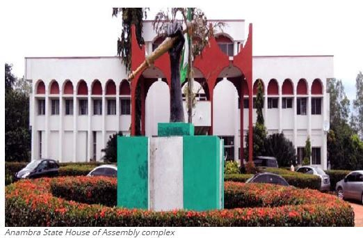 Adopt new processes to block revenue collection leakages — Anambra Assembly