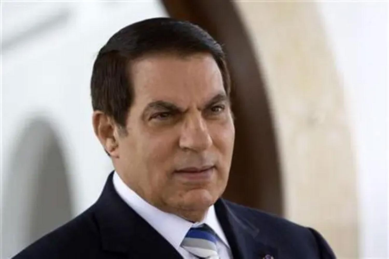 Late Tunisian Autocrat Ben Ali.