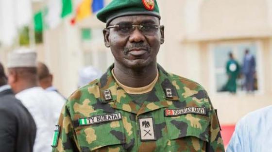 Military power alone can't defeat Boko Haram, says Buratai