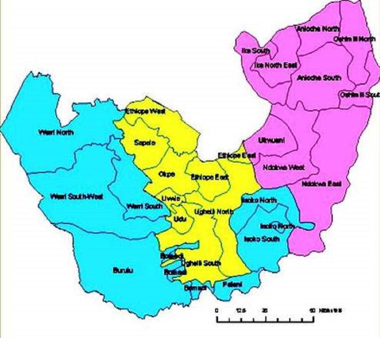 Delta State, Koko leadership tussle