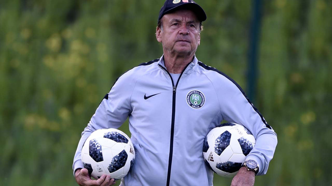 Nigeria's Super Eagles coach, Gernot Rohr ranks 19 in world top 20