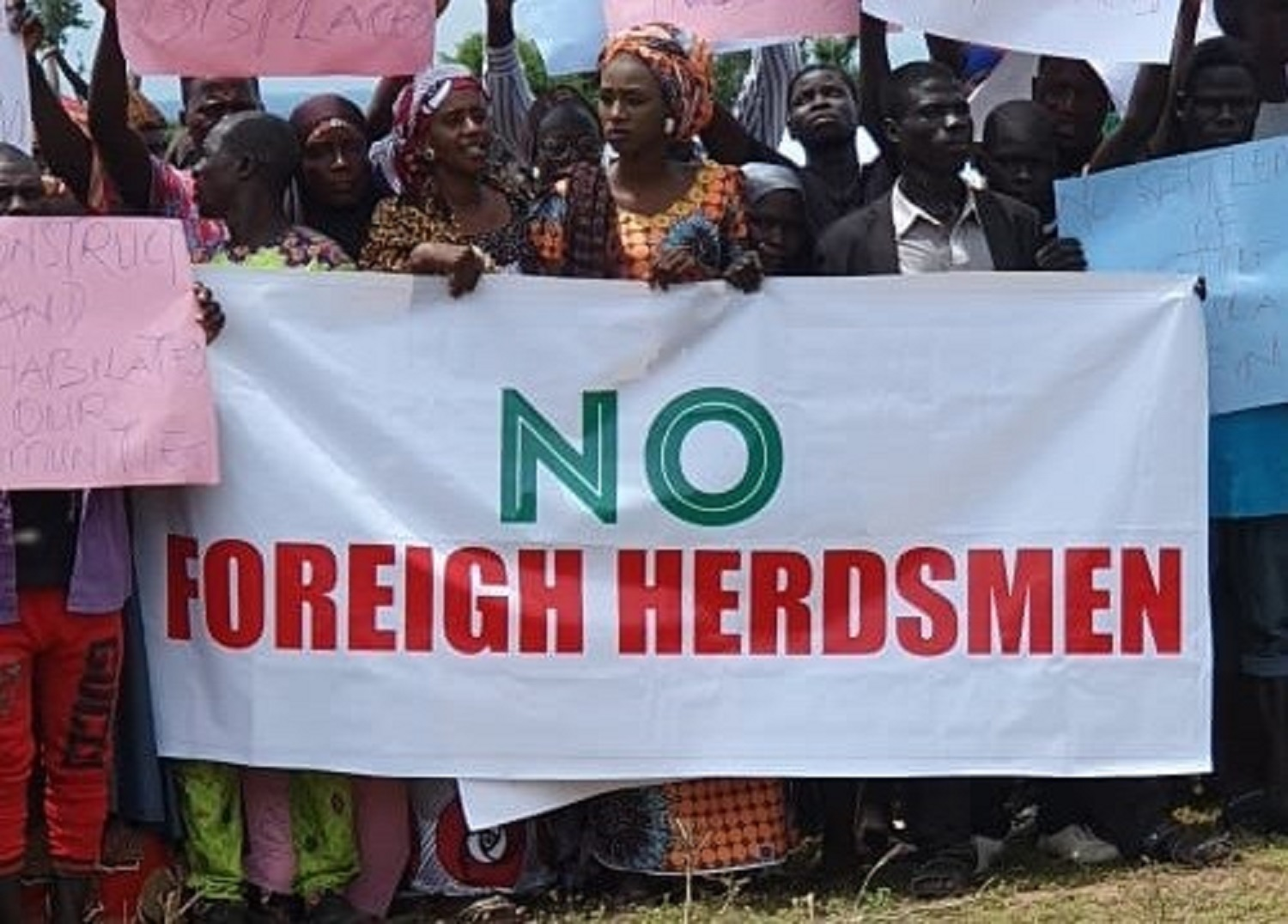 Leave our area in peace, we don't want trouble — CAN tells herdsmen