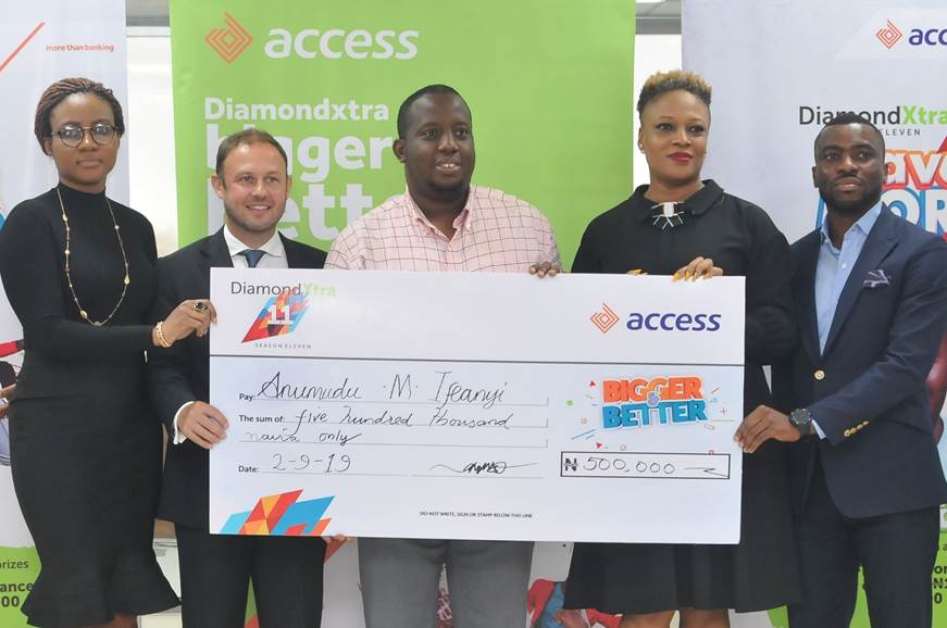Access, DiamondXtra